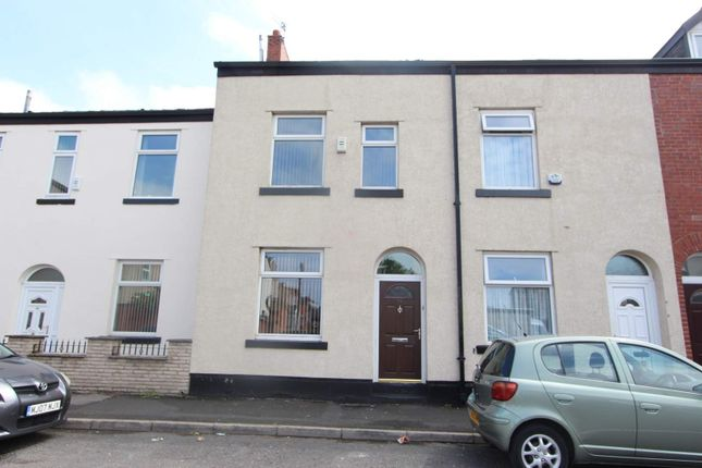 Thumbnail Terraced house to rent in Boundary Street, Deeplish, Rochdale