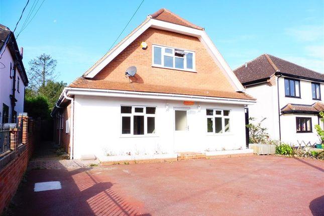 Thumbnail Detached house to rent in Doddinghurst Road, Doddinghurst, Brentwood