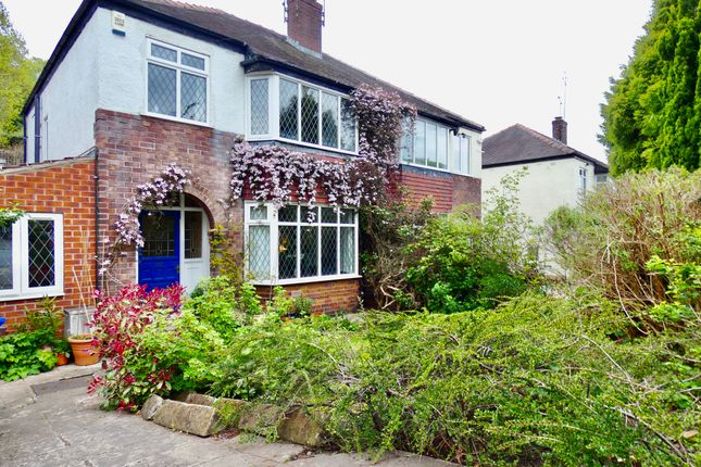 4 bed semi-detached house for sale in Bannerdale Road, Sheffield S7
