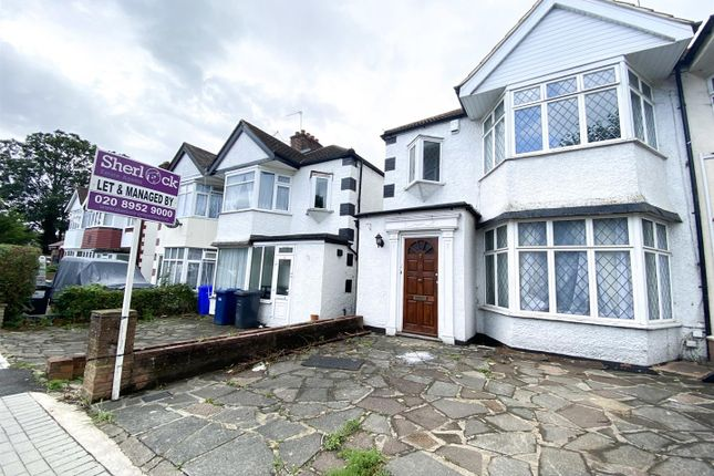 Thumbnail Property to rent in Heming Road, Edgware