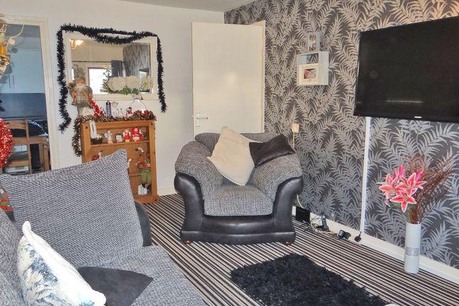 Lounge of Queen Street, Whitehaven, Copeland, Cumbria CA28