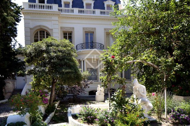 Thumbnail Villa for sale in Spain, Barcelona, Barcelona City, Zona Alta (Uptown), Pedralbes, Lfs4317
