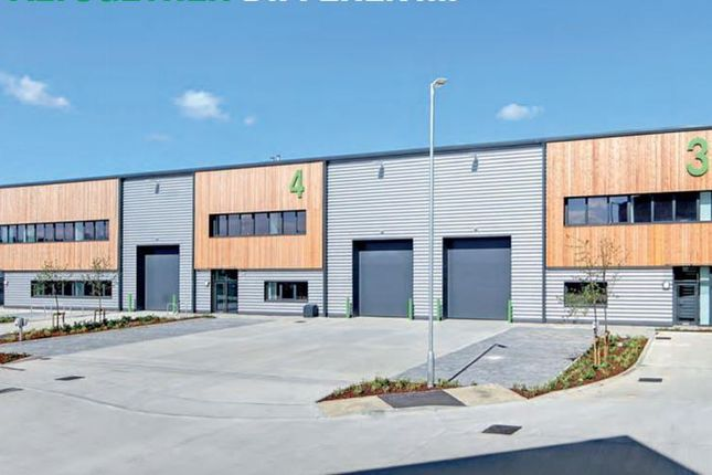 Thumbnail Light industrial to let in Unit 4 Aylesford Business Park, St Michaels Close, Aylesford, Kent