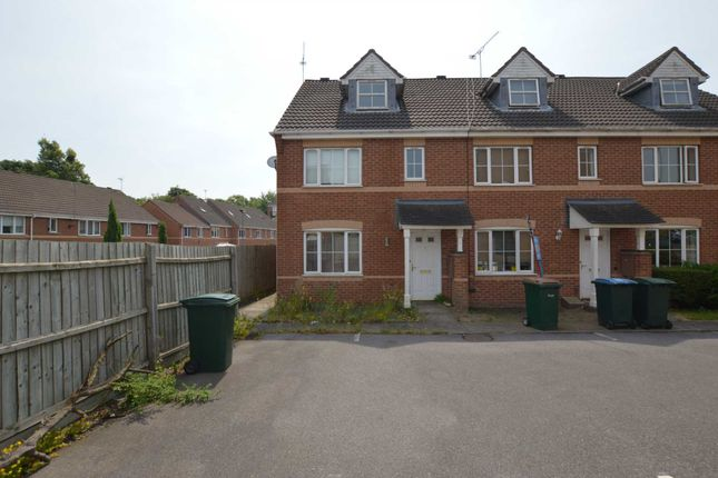 Thumbnail End terrace house to rent in Gillquart Way, Parkside, Coventry