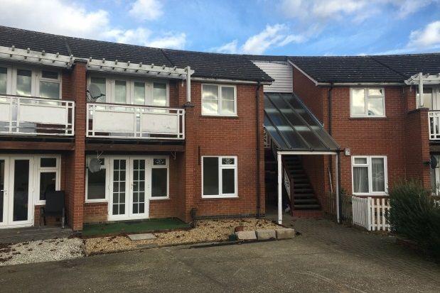 Thumbnail Flat to rent in Wingate Circle, Walton Park, Milton Keynes