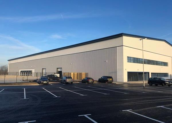 Thumbnail Light industrial to let in Atomic At 31 East, Junction 31, Rotherham