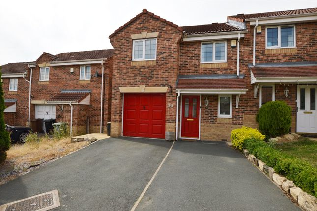 Thumbnail Semi-detached house for sale in Apple Tree Lane, Kippax, Leeds, West Yorkshire