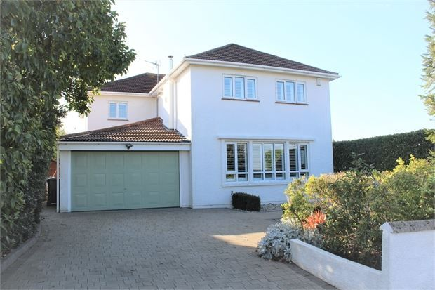 Thumbnail Detached house for sale in Furze Road, Worlebury, Weston-Super-Mare, North Somerset .