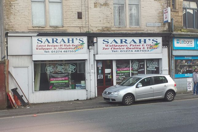 Thumbnail Property to rent in Carlisle Road, Bradford