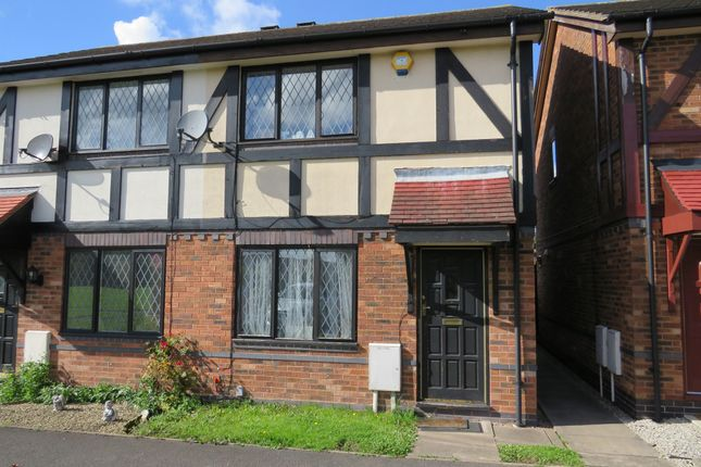 Thumbnail Terraced house for sale in Dawley Crescent, Birmingham