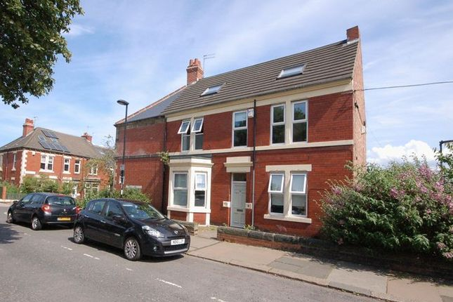 Thumbnail Terraced house for sale in Dinsdale Road, Sandyford, Newcastle Upon Tyne
