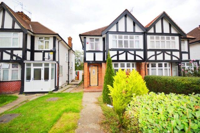 Thumbnail Duplex to rent in Greenford Road, Greenford