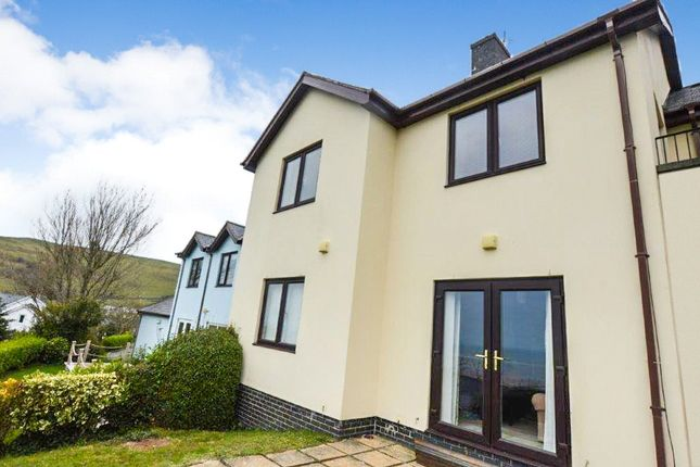 Thumbnail Flat for sale in Ffordd Parc Y Llethrau, Aberdyfi, Gwynedd