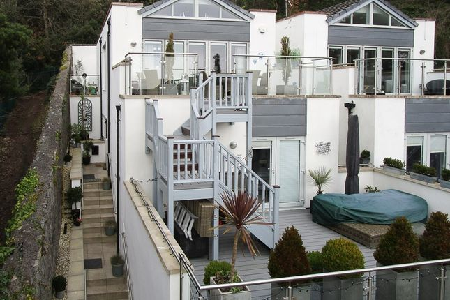 Thumbnail Link-detached house for sale in The View, Cecil Road, Weston-Super-Mare