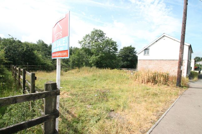 Thumbnail Land for sale in Tafarnaubach, Tredegar