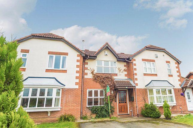 Thumbnail Terraced house to rent in Pinders Green Walk, Methley, Leeds