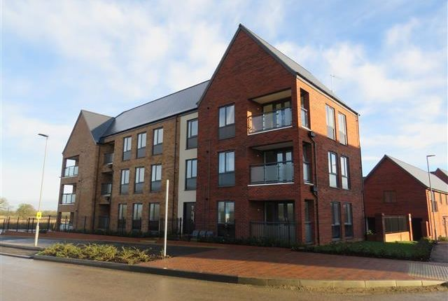 Thumbnail 1 bed flat to rent in 132 Longhorn Drive, Whitehouse Park, Milton Keynes