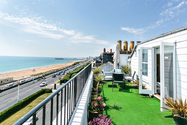 Thumbnail Terraced house for sale in Arundel Terrace, Brighton
