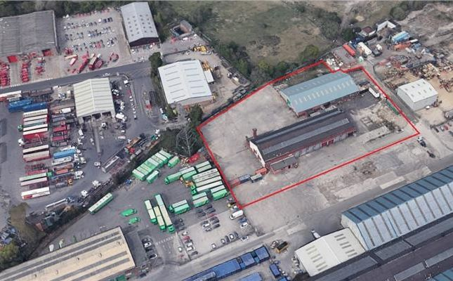 Light industrial to let in Units 1 & 2, The Garages, Haigh Park Road, Stourton, Leeds, West Yorkshire
