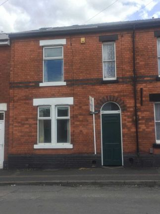 Thumbnail Terraced house to rent in Arundel Street, Derby