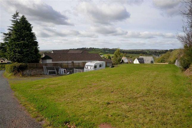 Thumbnail Land for sale in Porthyrhyd, Carmarthen