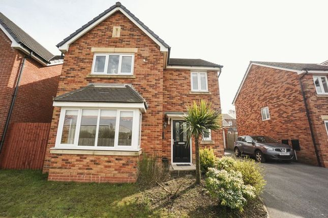 Thumbnail Detached house to rent in Junction Close, Blackrod, Bolton