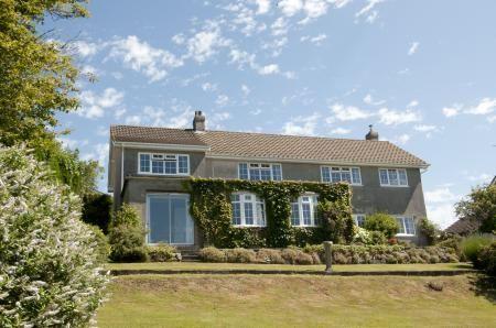 4 bed detached house for sale in Reynoldston, Swansea