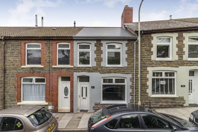 Thumbnail Terraced house for sale in Penylan Road, Maesycoed, Pontypridd
