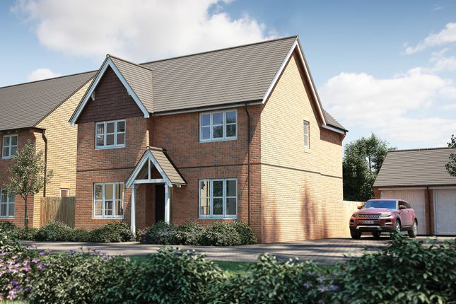 "Thumbnail Detached house for sale in ""The Astley"" at Penny Lane, Amesbury, Salisbury"