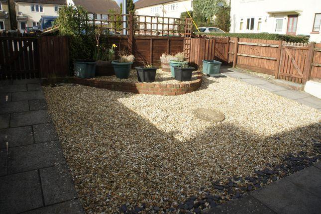 Garden of Pilsdon Close, Beaminster DT8