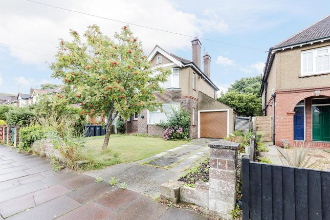 Thumbnail Flat for sale in Pembroke Avenue, Goring-By-Sea, Worthing