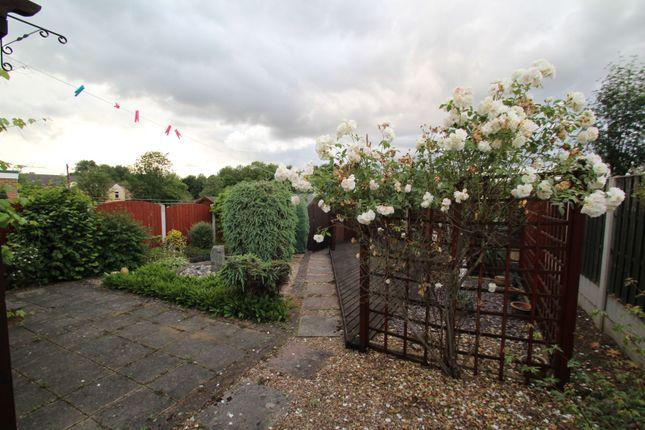 Rear Garden of Nethergreen Avenue, Killamarsh, Sheffield S21