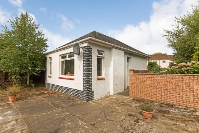 Thumbnail Bungalow for sale in Shaw Road, Prestwick, South Ayrshire, Scotland