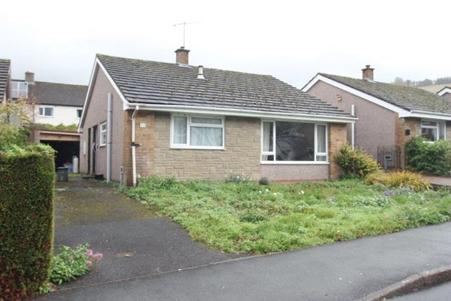 Thumbnail Detached bungalow for sale in Oakfield Drive, Crickhowell
