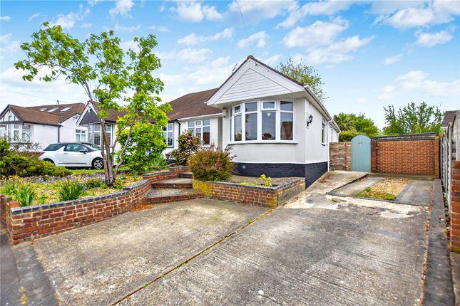 Thumbnail Semi-detached bungalow for sale in Carisbrooke Avenue, Bexley, Kent