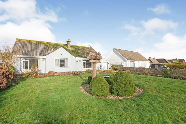 Thumbnail Bungalow for sale in United Road, Carharrack, Redruth, Cornwall