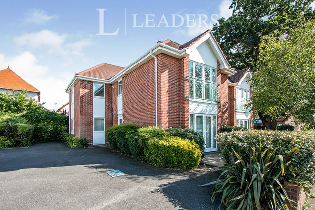 Thumbnail Flat to rent in Glenair Avenue, Lower Parkstone