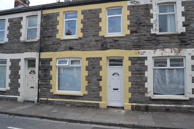 Thumbnail Shared accommodation to rent in 62, Coburn Street, Cathays, Cardiff, South Wales
