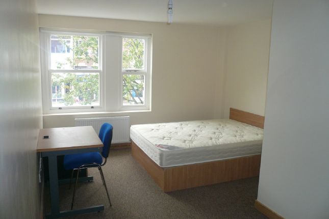 Thumbnail Flat to rent in Apt 4, 92 London Road, Leicester