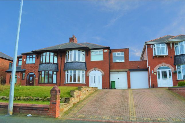 Thumbnail Semi-detached house for sale in Broadway, Chadderton, Oldham
