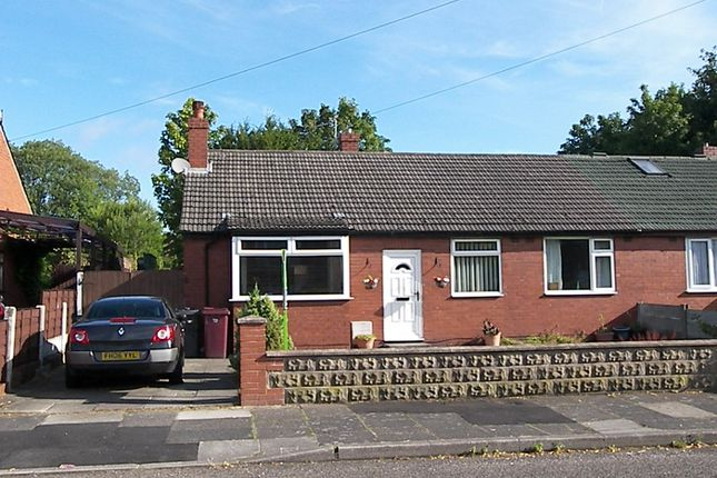 Thumbnail Bungalow for sale in Brookhouse Avenue, Farnworth