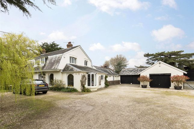 Thumbnail Detached house for sale in Chichester Road, West Wittering, Chichester, West Sussex