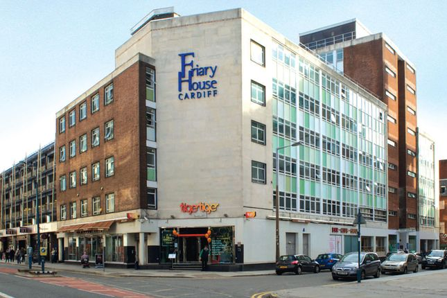 Greyfriars Road, Cardiff CF10