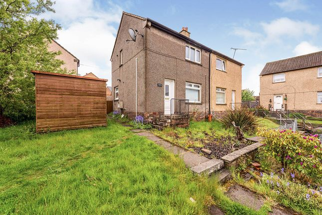 Thumbnail Semi-detached house for sale in Linlithgow Road, Bo'ness, Stirlingshire