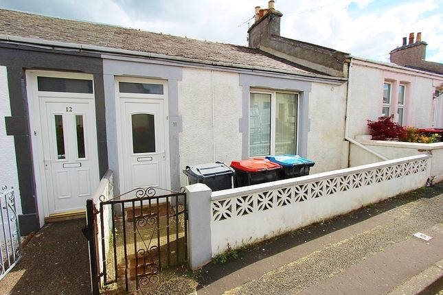 1 bed terraced house for sale in 11 Clenoch Street, Stranraer DG9