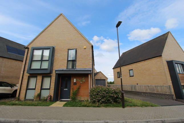 Thumbnail Detached house to rent in Tolkien Meadow, Milton Keynes, Buckinghamshire