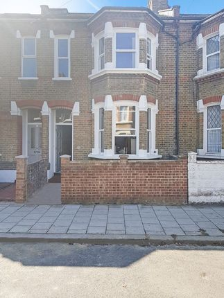 Thumbnail Terraced house to rent in Hubert Grove, London