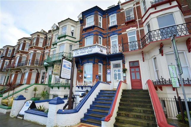 Thumbnail Terraced house for sale in Eastern Esplanade, Cliftonville, Kent