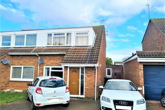 Thumbnail Semi-detached house to rent in Ackroyd Road, Royston