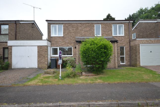 3 bed link-detached house for sale in Albany Gardens, Corby NN18
